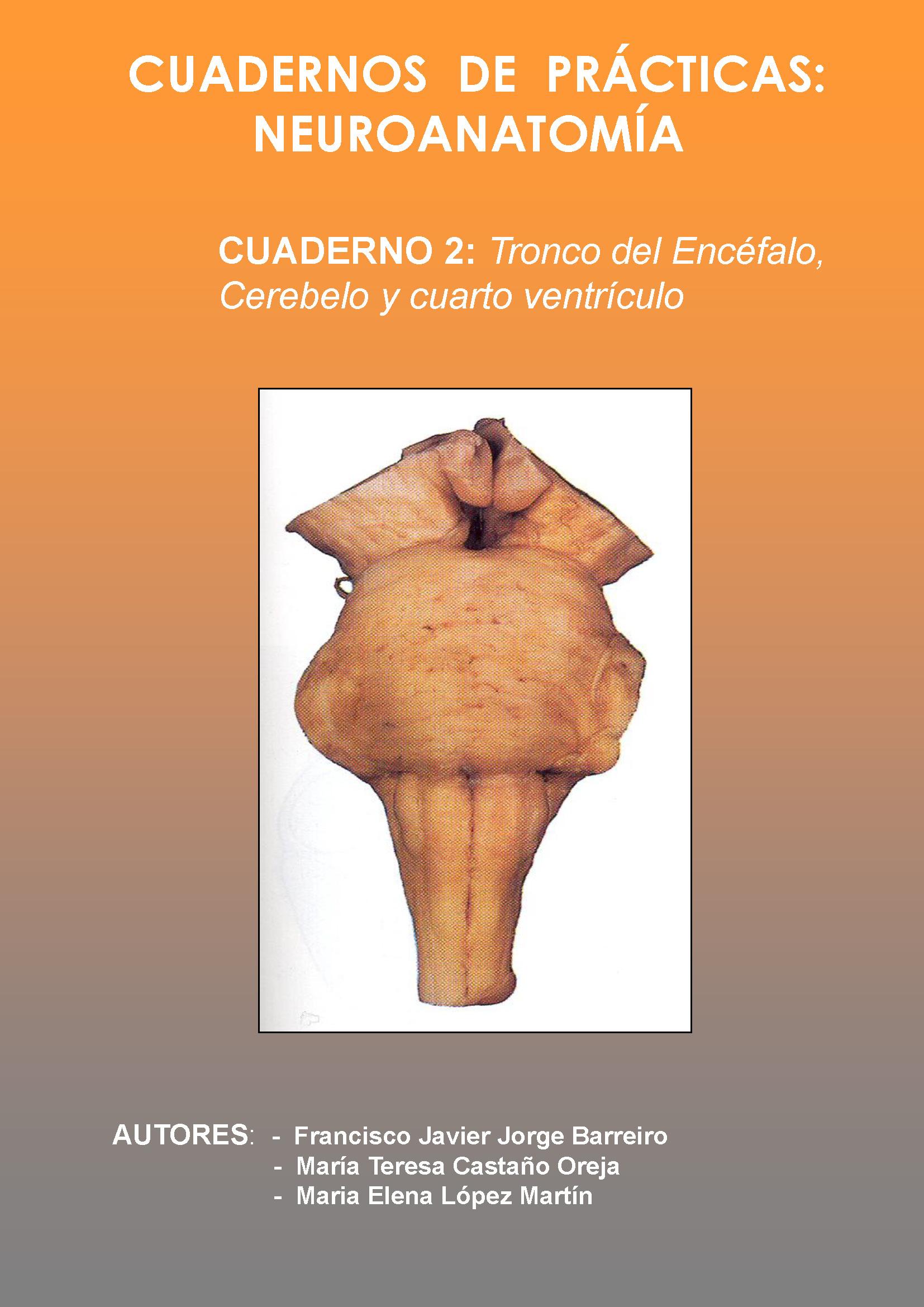 Cuadernos de prácticas. Neuroanatomía. Cuaderno 2: Tronco del ...